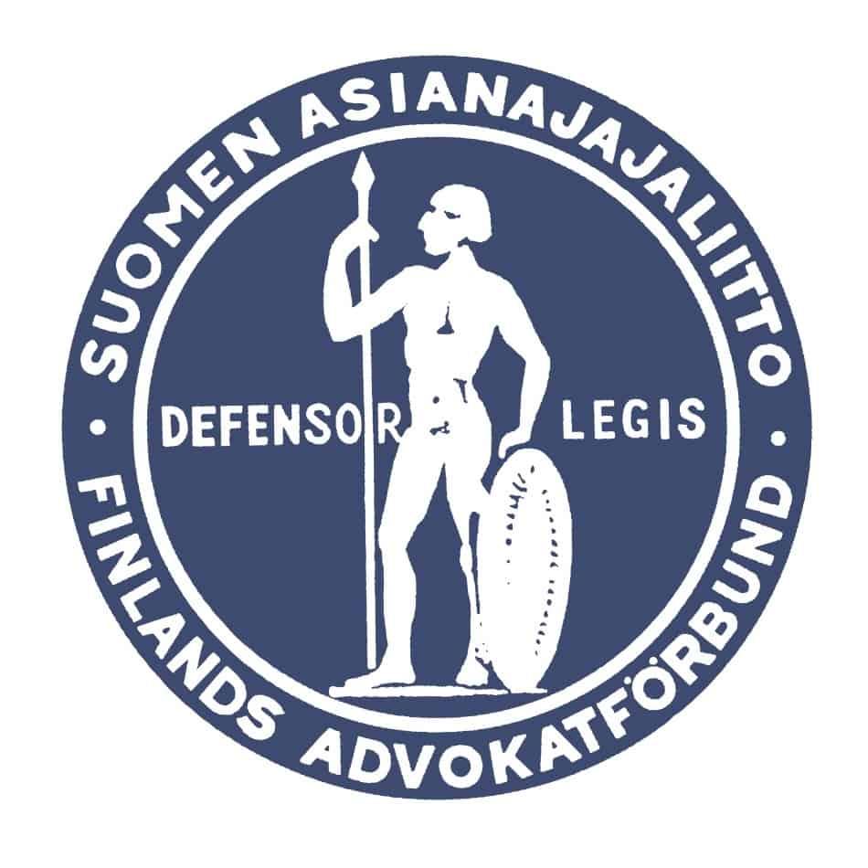 Suomen Asianajajaliiton logo