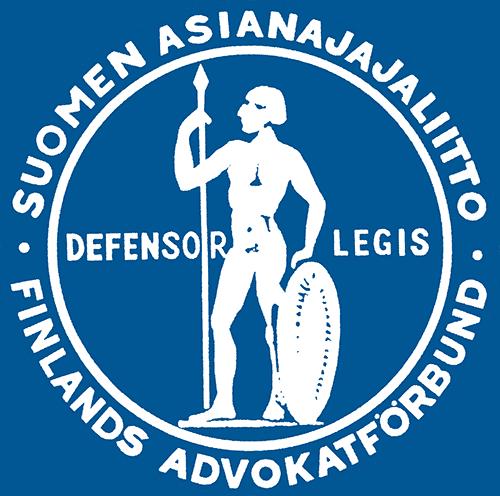 Asianajajaliiton logo